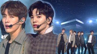 Powerful Infinite 인피니트 Tell Me A인기가요 Inkigayo 20180121