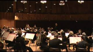 Munich Symphony Orchestra,Conductor: Mihaly Kaszas, Dvorak symphony no. 8, 18.05.2012
