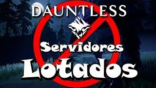 Dauntless#Servidores lotados | Gameplay em Português PT-BR no PC