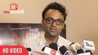 Dhwanil Mehta At The Final Exit Press Conference | Viralbollywood