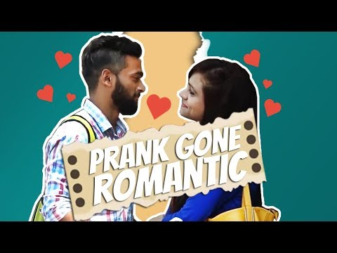 Prank Gone Romantic - Girl Asking Direction in Japani Language - Prank In India | The HunGama Films