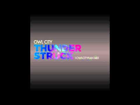 Owl City ft. Sarah Russell - Thunderstruck (Alternate Mix)