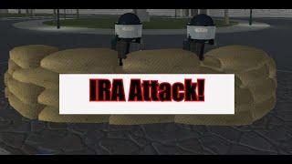 [Roblox Belfast] Attaque de l'IRA avec un nouveau jouet!