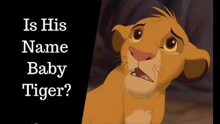 Child Guesses Disney Characters