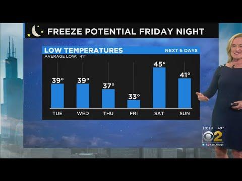 CBS 2 Weather Watch (10 P.M. 10-22-19)