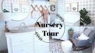 NURSERY TOUR | GENDER NEUTRAL NURSERY | BRITTANI BOREN LEACH