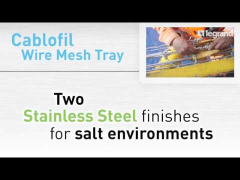 Wire Mesh Offshore Applications HD