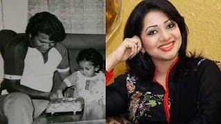 আখি আলমগীর বাবার সাথের দুর্লভ ছবি দেখে যা বল্লেন ! Latest hit showbiz news !