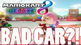 MARIOKART 8 DELUXE - I need a new car