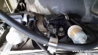 видео Механические системы с вакуумным управлением