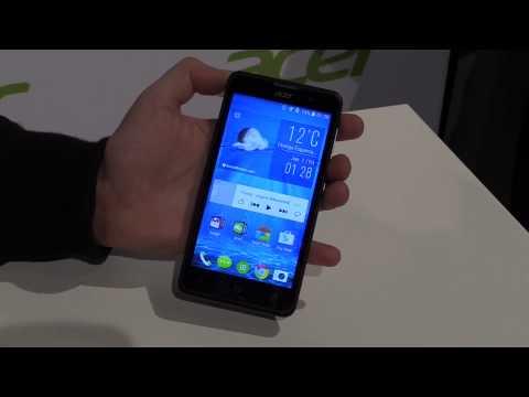 Acer Liquid Z520, anteprima in italiano - MWC 2015