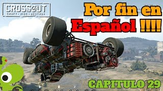 CROSSOUT gameplay español # 29  -  Por fin en Español !!!  -