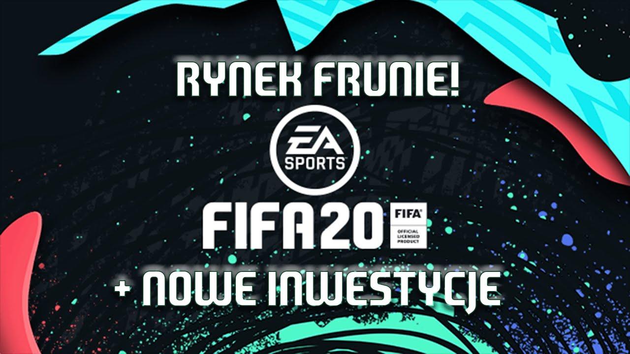 RYNEK FRUNIE W GÓRĘ! Podsumowanie inwestycji + Nowe porady handlowe FIFA Ultimate Team