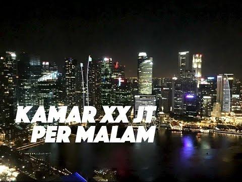 Kamar Hotel Super MEWAH !!! - Marina Bay Sands Room Tour
