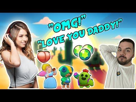 Pokimane Plays Brawl Stars w/ CouRageJD and Other Streamers on Twitch ( Pokimane+CouRage= Cute!)