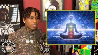 NLE Choppa speaks about meditation and spiritual growth (The Bootleg Kev Podcast)