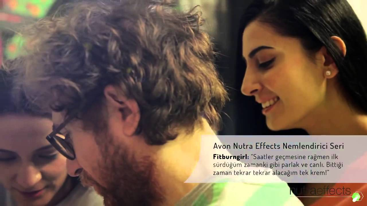 Nutra Effects Kamera Arkası
