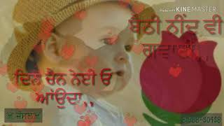 Love you Tenu kehna Ae par bulla te reh janda nice song