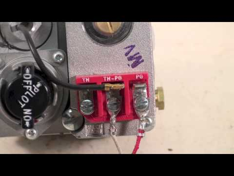 Pilot Light Won T Stay Lit How To Replace A Broken