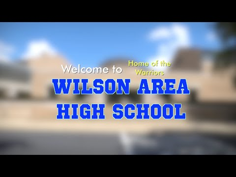 Welcome to Wilson Area High School
