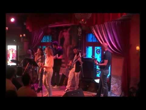 Silver Lining Live @ 8ο BANDS FESTIVAL GHOST HOUSE 28 5 17