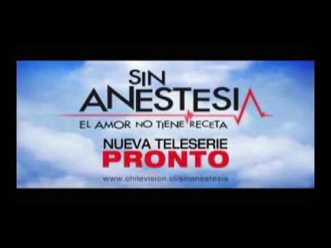 Sin Anestesia  teleserie de CHV