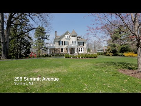 Video Of 296 Summit Ave In Summit Nj Real Estate Homes For Sale