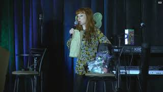Ruth Connell Stageit Recording - #SPNSEA SeaCon 2018