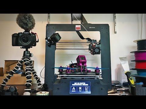 my NEW 3D Printer (& FLEXION extruder)