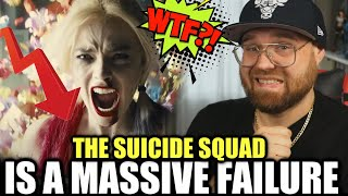 The Suicide Squads is a MASSIVE Financial FAILURE ... WTF?!!!!  | NewsBurrow thumbnail