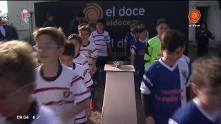 Fútbol Infantil:  Robles, Santo Tomás y Bell Ville disfrutaron de sus triunfos.