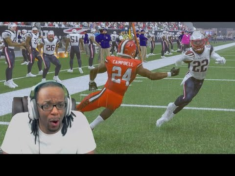 Madden 17 Career Mode RB S5 Ep 82 - 5