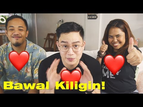 BAWAL KILIGIN CHALLENGE (ft. Baninay Bautista and Department of Love Affairs)