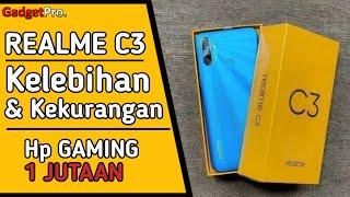 Hp Gaming 1 Jutaan!! Realme C3 Indonesia - Kelebihan Dan Kekurangan