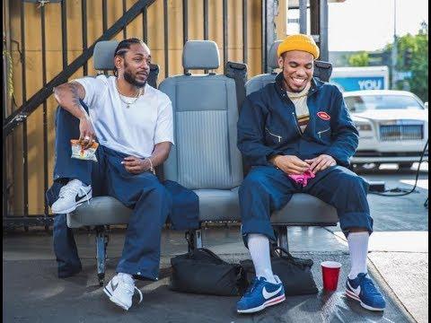 "Anderson .Paak ft. Kendrick Lamar - ""Tints"" (Audio | 2018)"