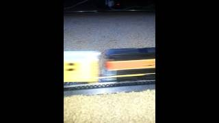 Rail Chief train set running 3