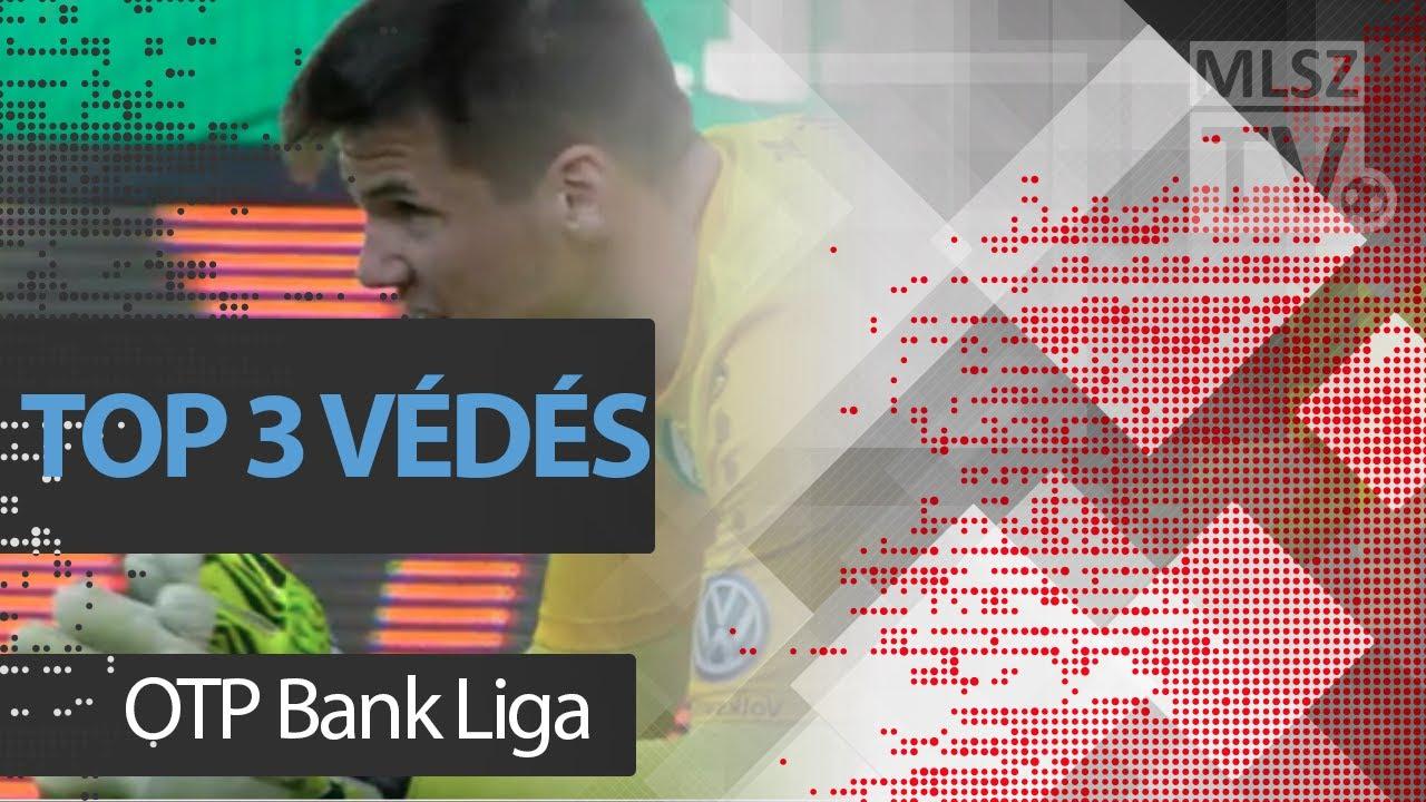 TOP 3 VÉDÉS – 27. forduló | OTP Bank Liga | 2017/2018