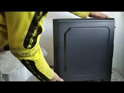 Корпус GameMax G561 Black