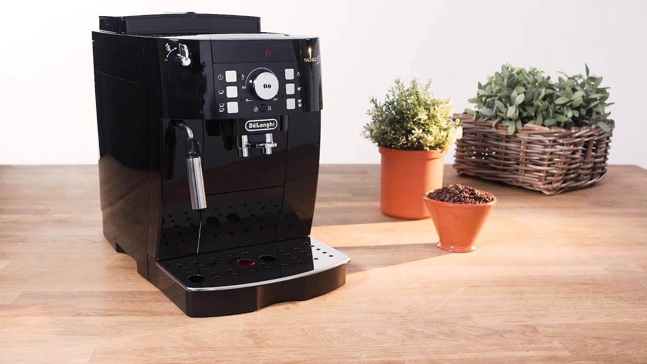 Kaffemaskin delonghi magnifica