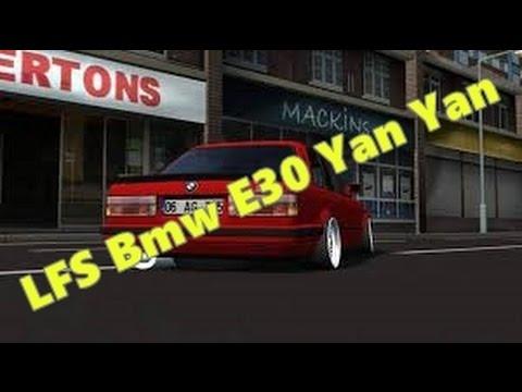 LFS Bmw E30 Online Drag Ve Drift  Yeni Oyun