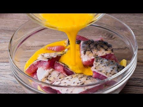 voici-la-recette-idéale-pour-cuisiner-le-poisson-autrement!|-savoureux.tv