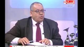 بالفيديو ..نبيه الوحش يفتح النار علي إيناس الدغيدي