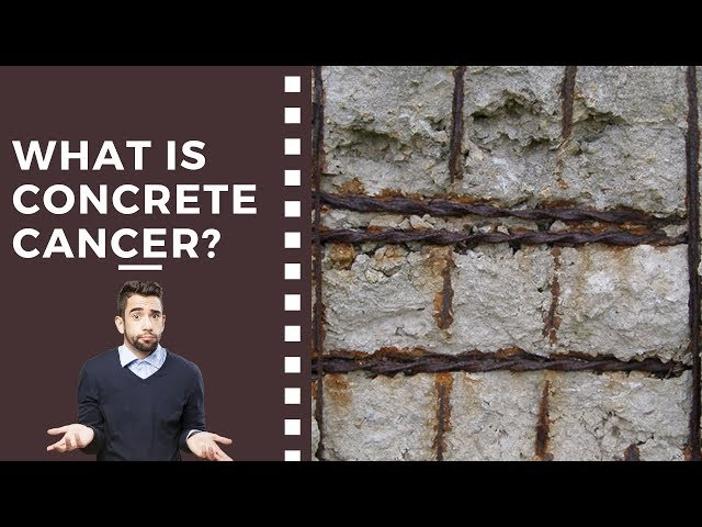 What is Concrete Cancer? | Concrete Spalling