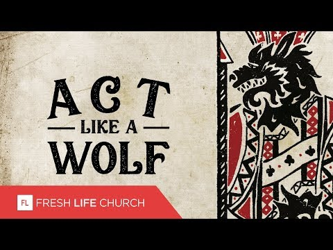 Act Like A Wolf :: I Declare War (Pt. 3) | Pastor Levi Lusko Mp3