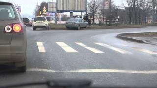 ДТП на круговом движении - Науки / Руставели