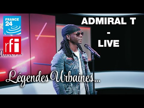 Youtube: Légendes Urbaines: Admiral T – #DMTS (Live)