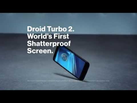 Motorola Droid Turbo 2 Commercial (Verizon)
