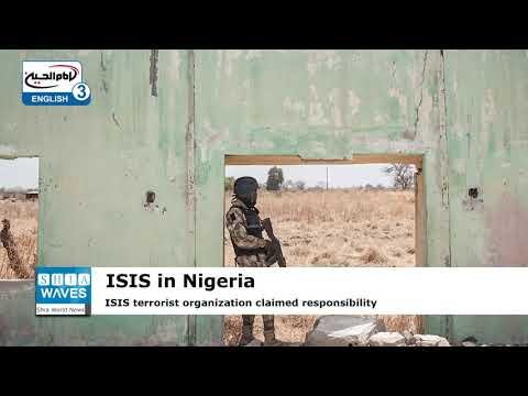 ISIS Kills 20 Soldiers In Nigeria