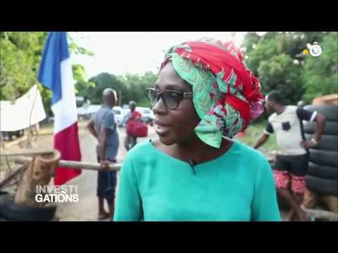 Investigatiôns  Spécial Mayotte France Ô