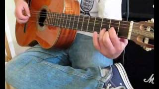 Video para aprender a tocar guitarra par...